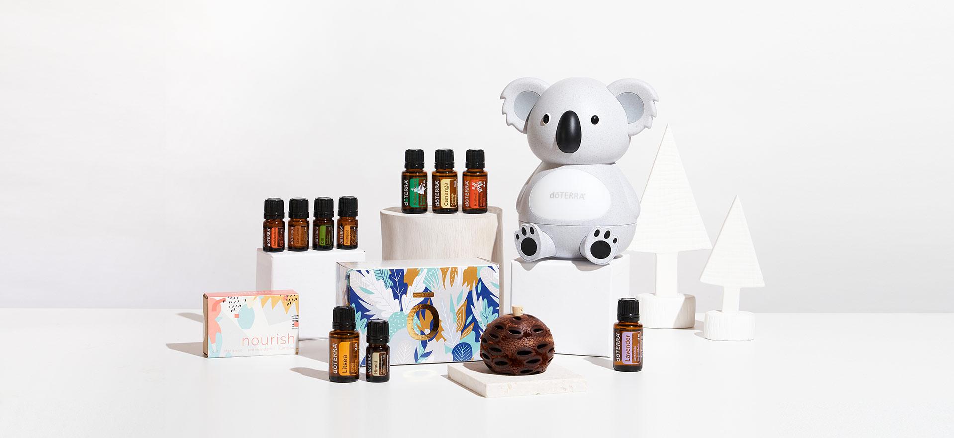 Doterra 2020 Christmas Catalog doTERRA AUNZ Monthly Promotions | dōTERRA Essential Oils