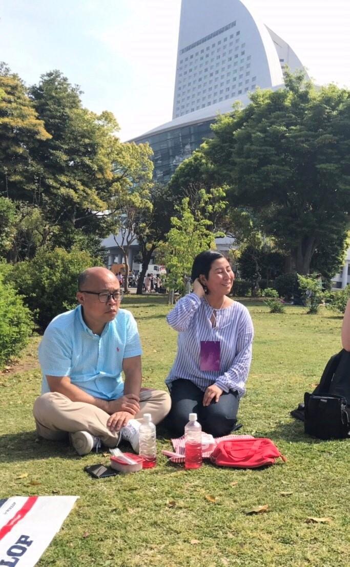 亀山千鶴の写真