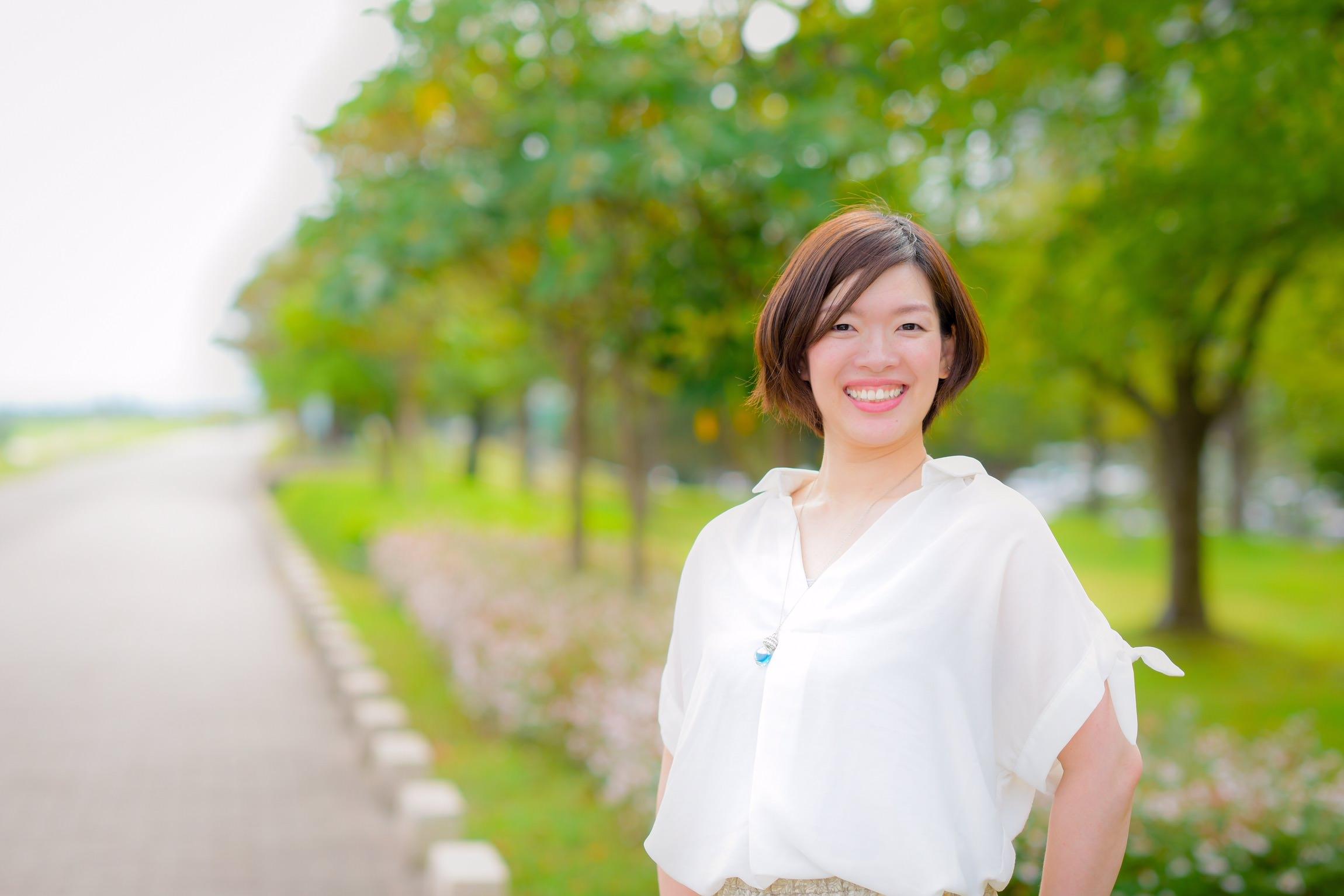 山谷亜美の写真
