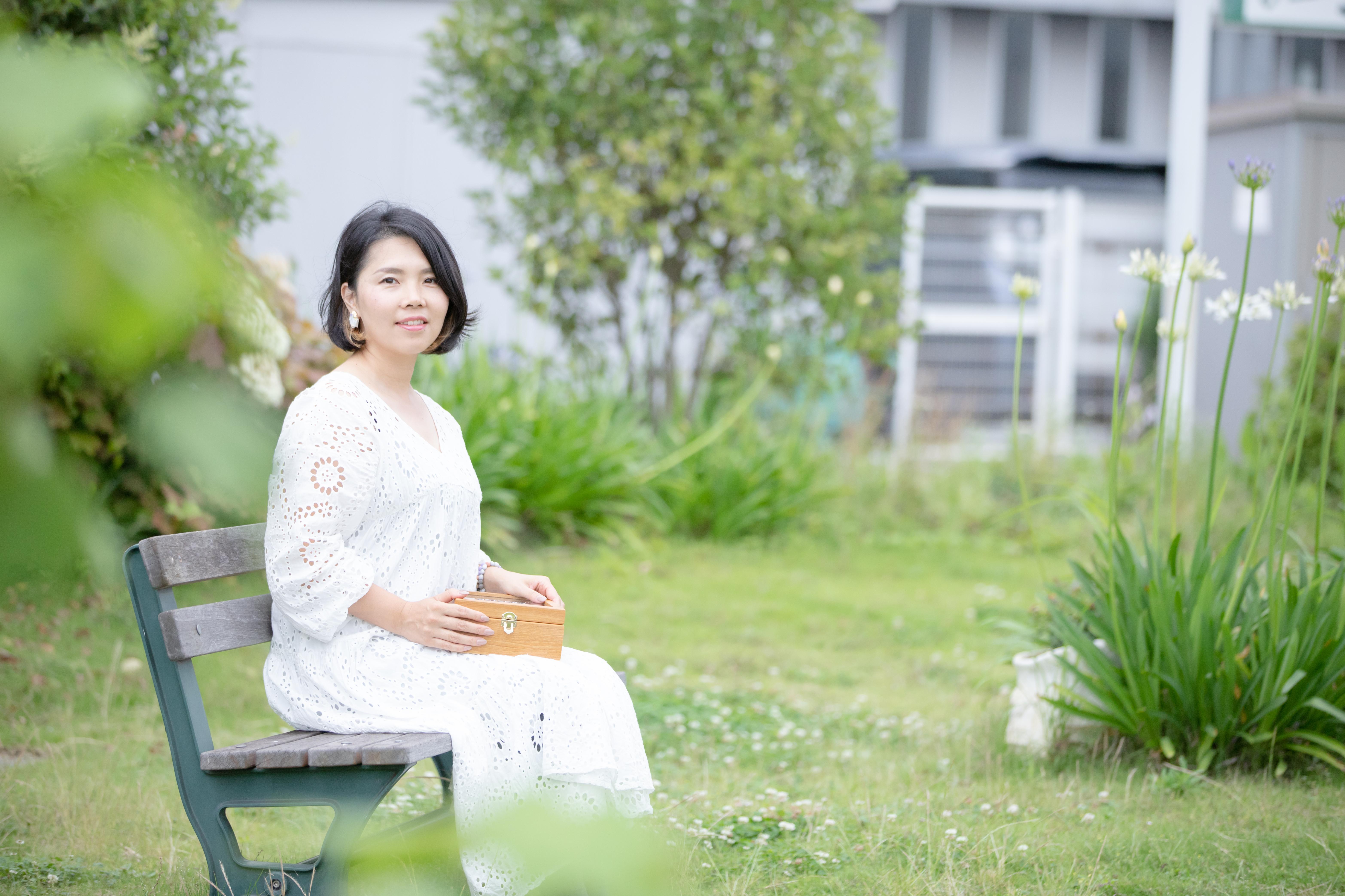 片岡智子の写真