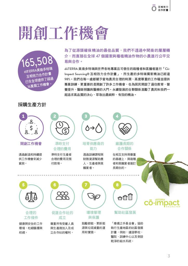 co-impact 如何運作