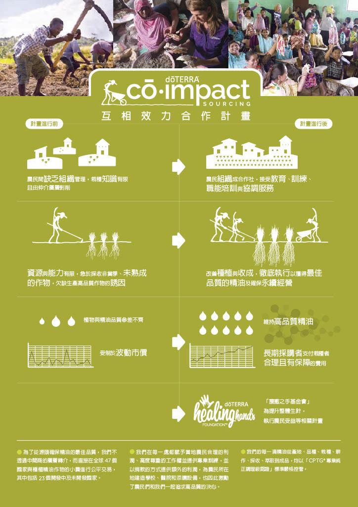 介紹 co-impact 合作效力計畫