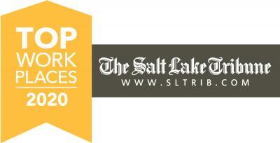 多特瑞榮獲最佳職場與猶他州卓越企業獎