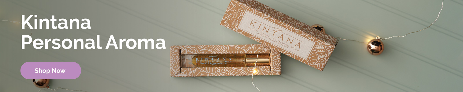 Check out the Kintana Personal Aroma here.
