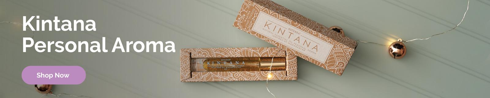 Check out the Kintana Personal Aroma here.