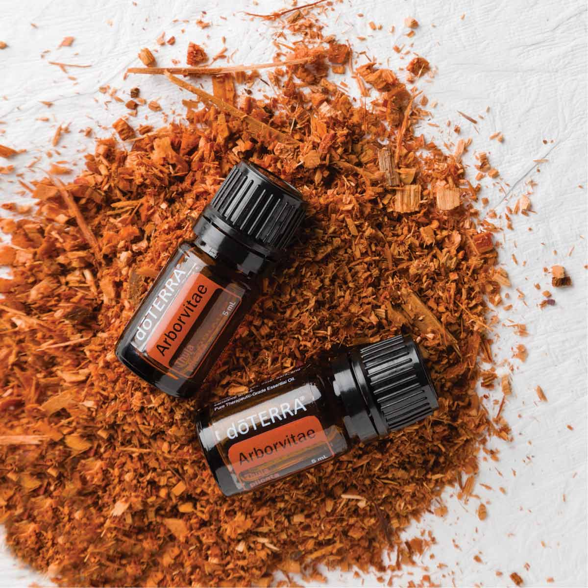 What are the best uses for Arborvitae oil? doTERRA Arborvitae essential oil can be used to cleanse the skin, preserve wood, or to make a unique essential oil diffuser blend.