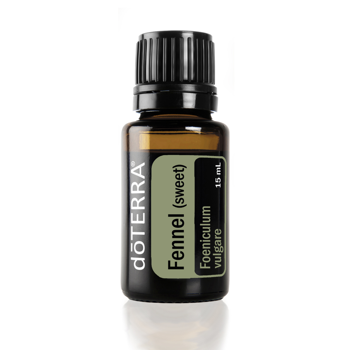 doTERRA Fennel oil bottle. What are the uses and benefits of Fennel oil? Fennel essential oil is renowned for its digestive benefits when taken internally.