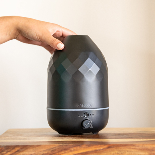 doTERRA Volo diffuser. What is the best essential oil diffuser? There are a few things you'll want to know before you buy an essential oil diffuser.
