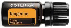5ml Tangerine Oil Horizontal