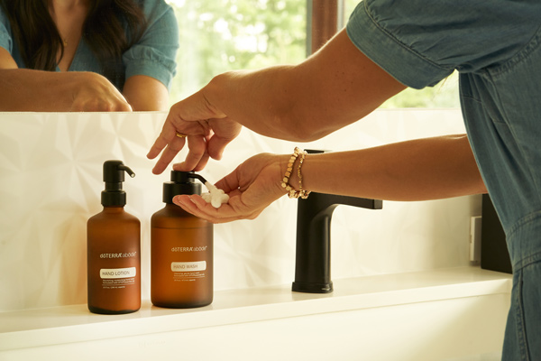 abode hand lotion