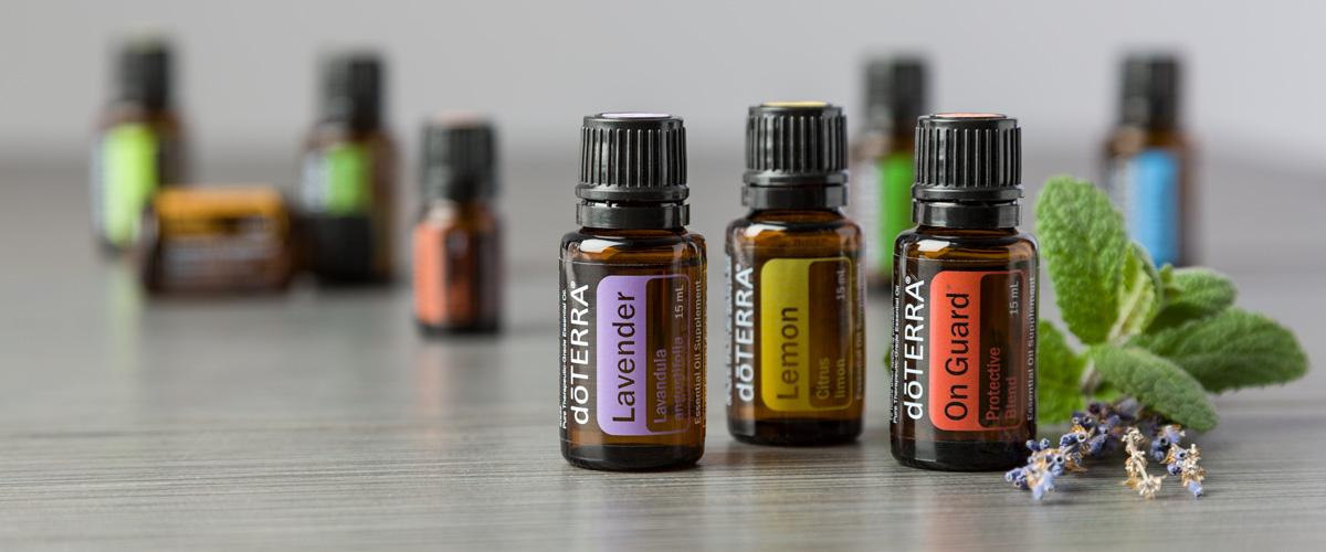 Verwonderlijk About doTERRA | dōTERRA Essential Oils YB-19