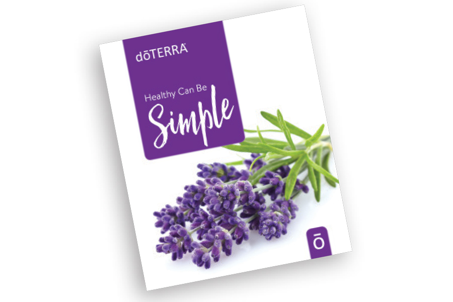 doTERRA Healthy Can Be Simple Guide