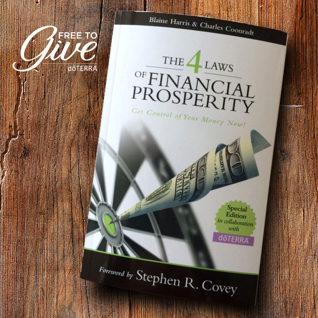 4 Laws of Financial Prosperity book