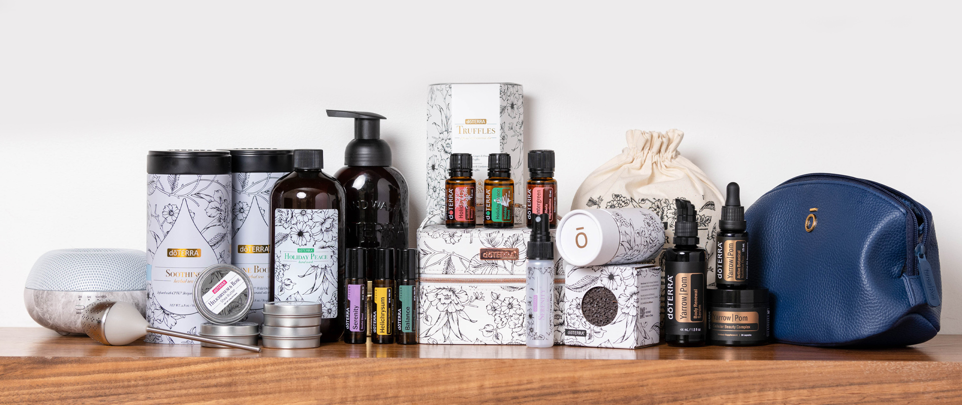 Welp doTERRA Holiday Gifts 2019 | dōTERRA Essential Oils AF-17