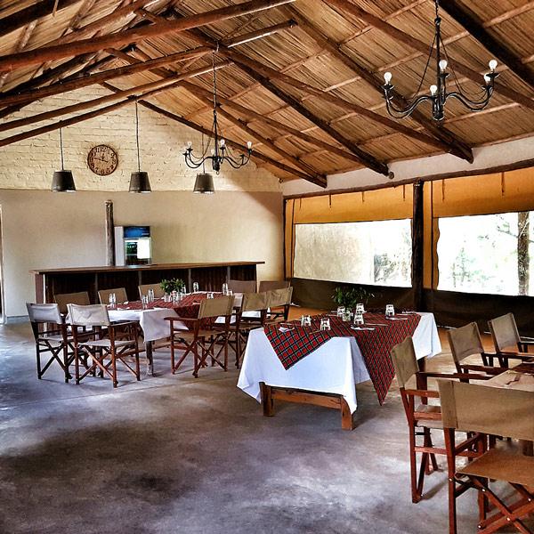 Kenya Mara Training Centre Accomodations