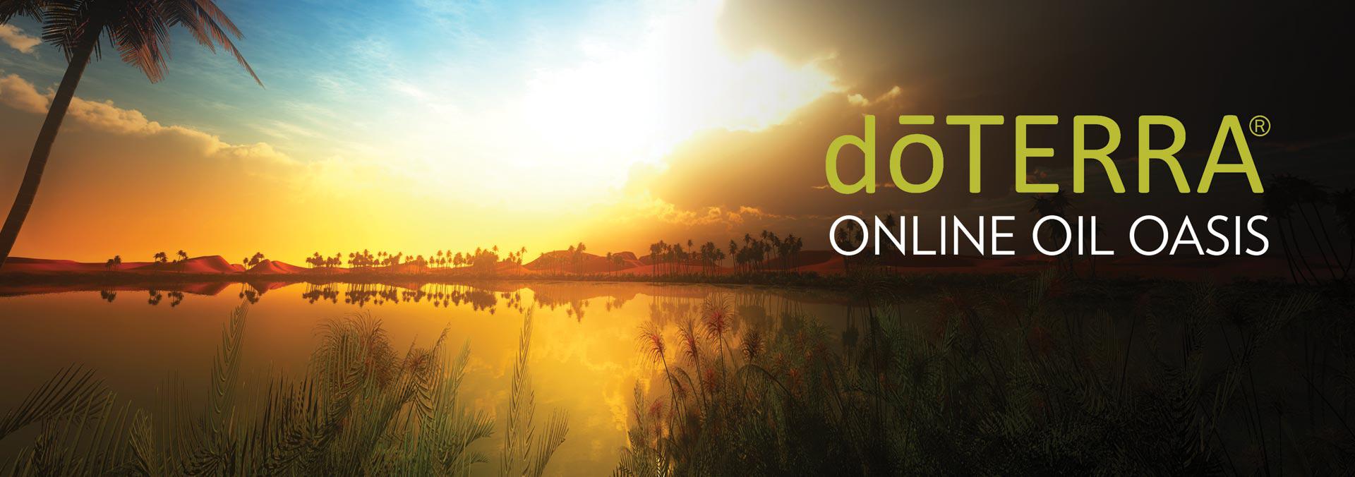 Online Oil Oasis Essential Oil Summit | dōTERRA Essential Oils