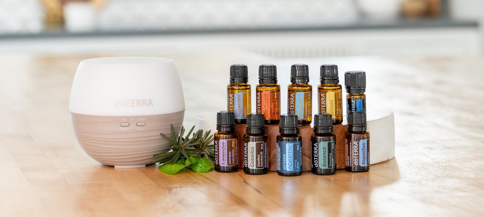 Healthy Essentials Kit | dōTERRA Essential Oils