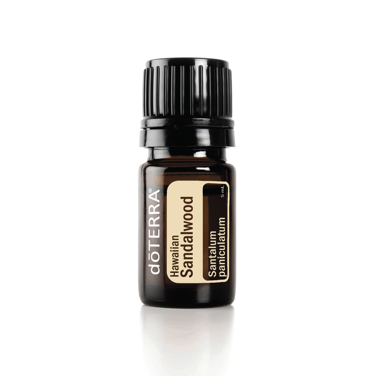 Bottle of doTERRA Hawaiian Sandalwood oil. What is Hawaiian Sandalwood oil used for? People often use Hawaiian Sandalwood oil for skin, for meditation, or to create a calm atmosphere.