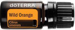 Wild Orange 5mL Horizontal