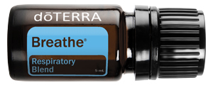 doTERRA Breathe essential oil comes in the Healthy Start kit