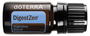 doTERRA DigestZen essential oil comes in the Healthy Start kit