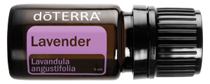 doTERRA Lavender essential oil comes in the Healthy Start kit