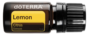 doTERRA Lemon essential oil comes in the Healthy Start kit
