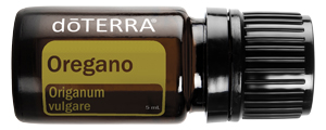 doTERRA Oregano essential oil comes in the Healthy Start kit