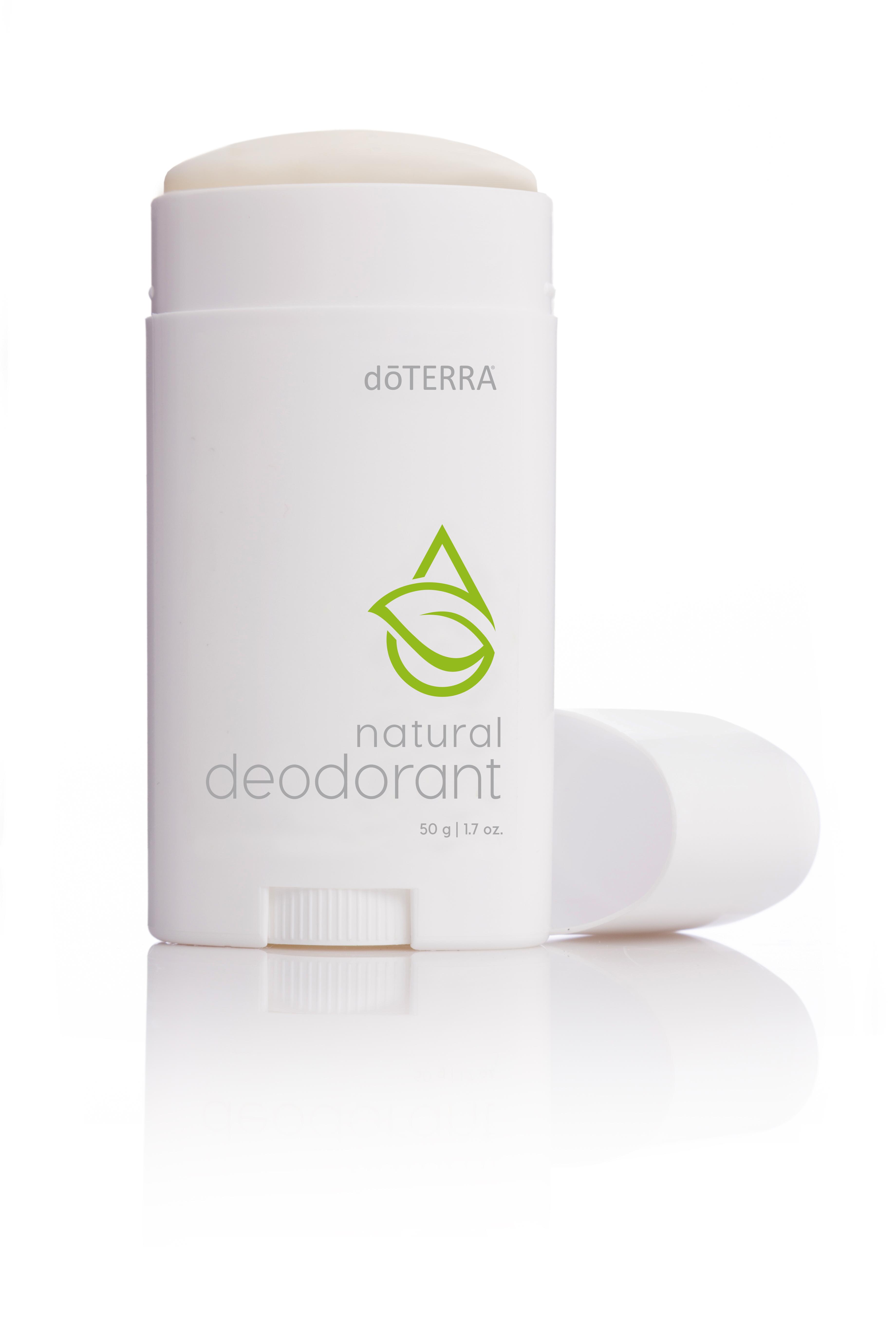 Natural Antiperspirant Essential Oil
