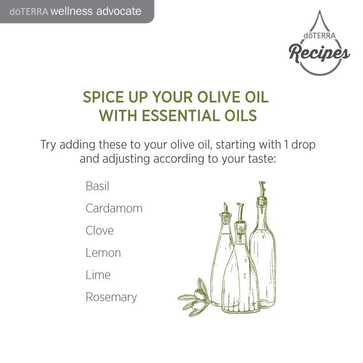 doTERRA Social Media Assets: Recipes   dōTERRA Essential Oils