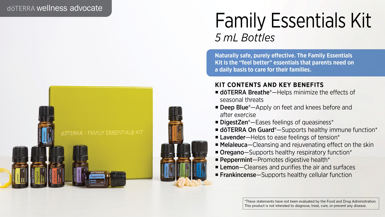 Imagini pentru family essentials doterra