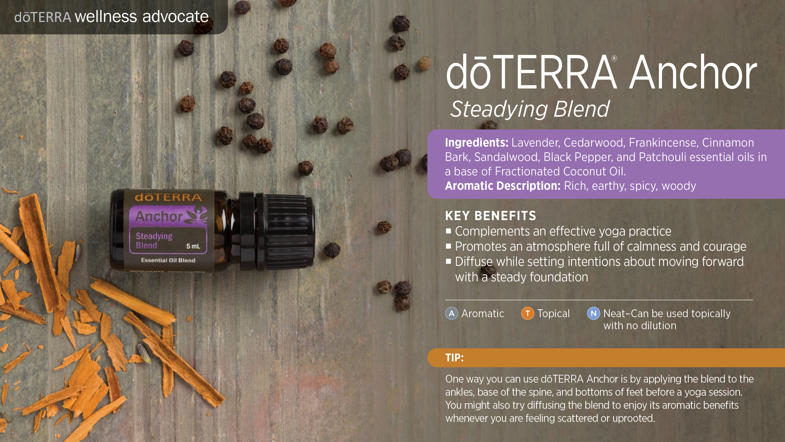 Presentations Essential Oils Dōterra Essential Oils